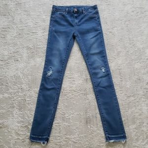 GIRL'S BLANK NYC BLUE JEANS